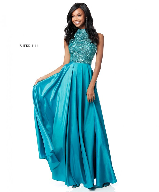 Sherri Hill Spring 2018 Prom Dresses Regiss In