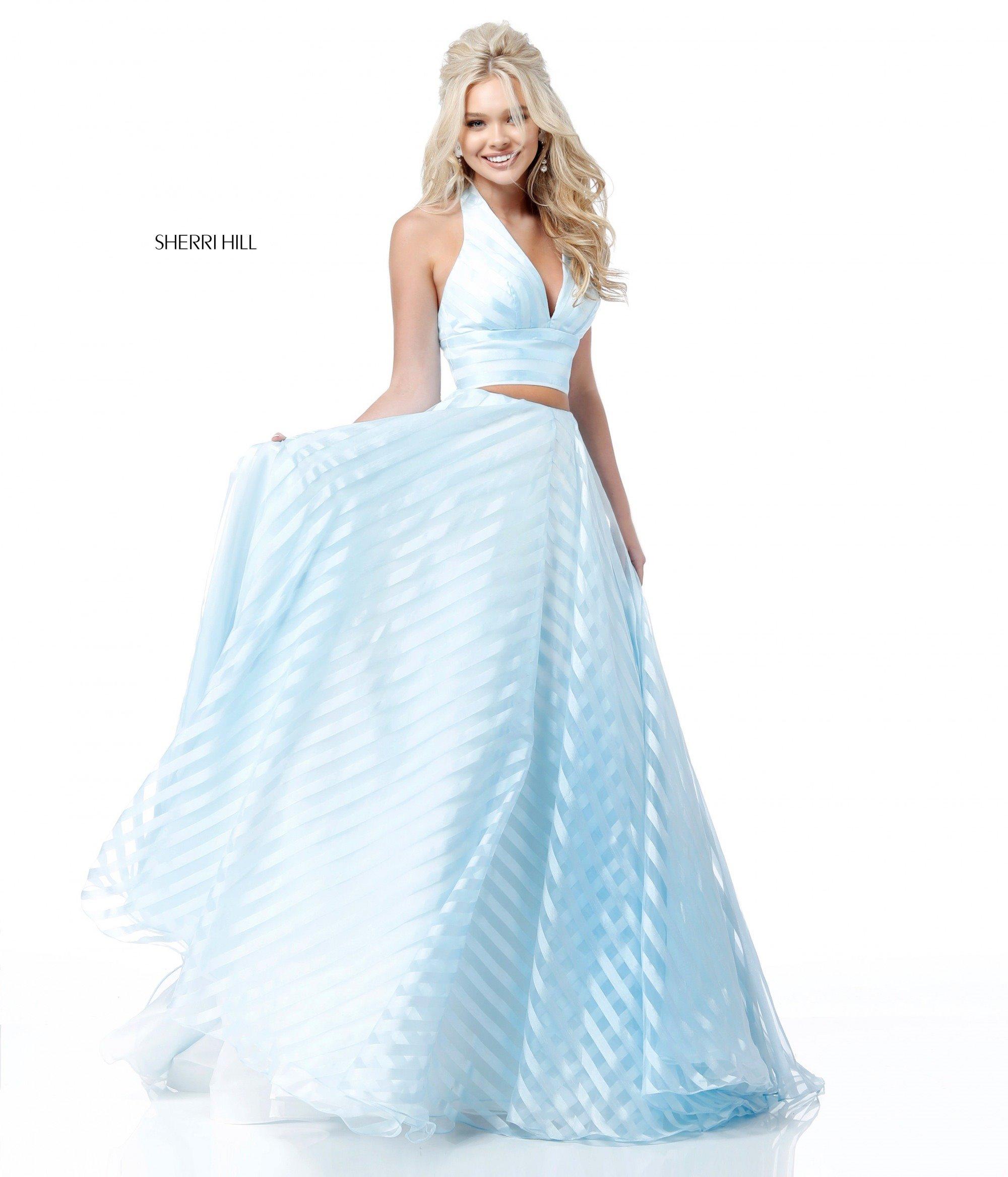 15908bff9b Sherri Hill Spring 2018 Prom Dresses