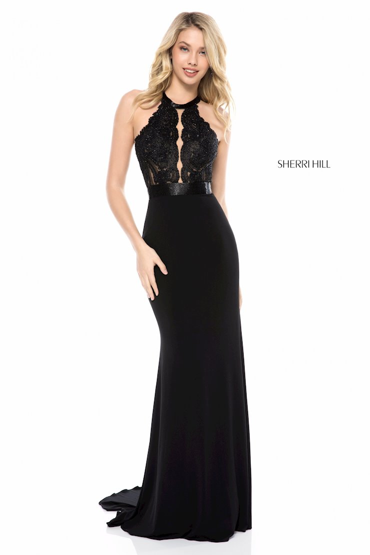 e4ff7ea0afa Sherri Hill 51899. Double tap to zoom