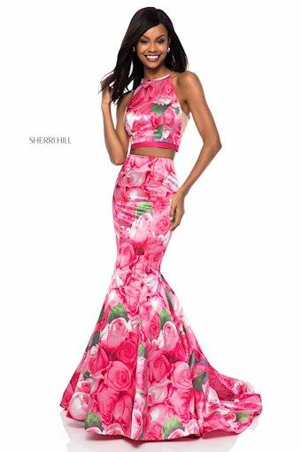 Sherri Hill Style #52000
