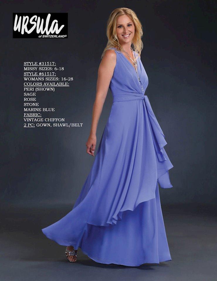 Ursula of Switzerland Style #31517