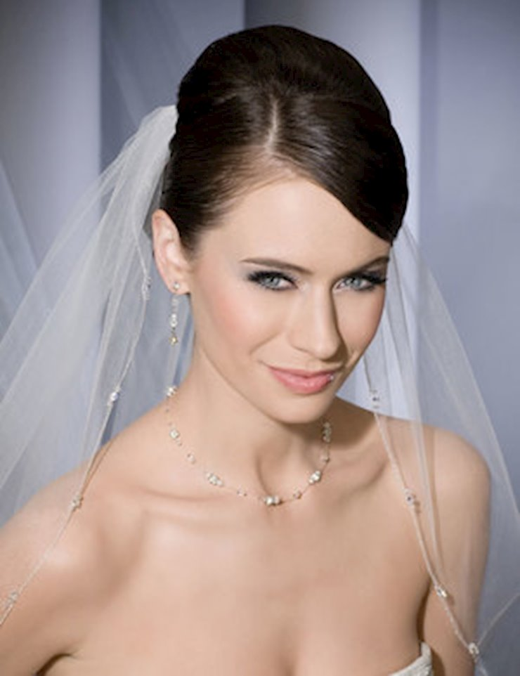 Bel Aire Bridal Style #V7054