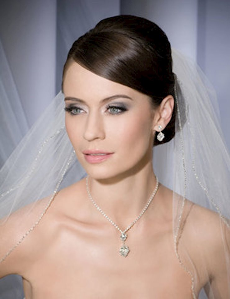 Bel Aire Bridal Style #V7055