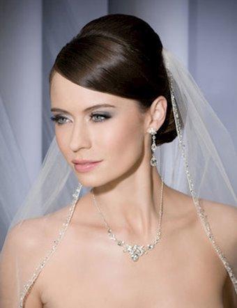 Bel Aire Bridal Style #V7056