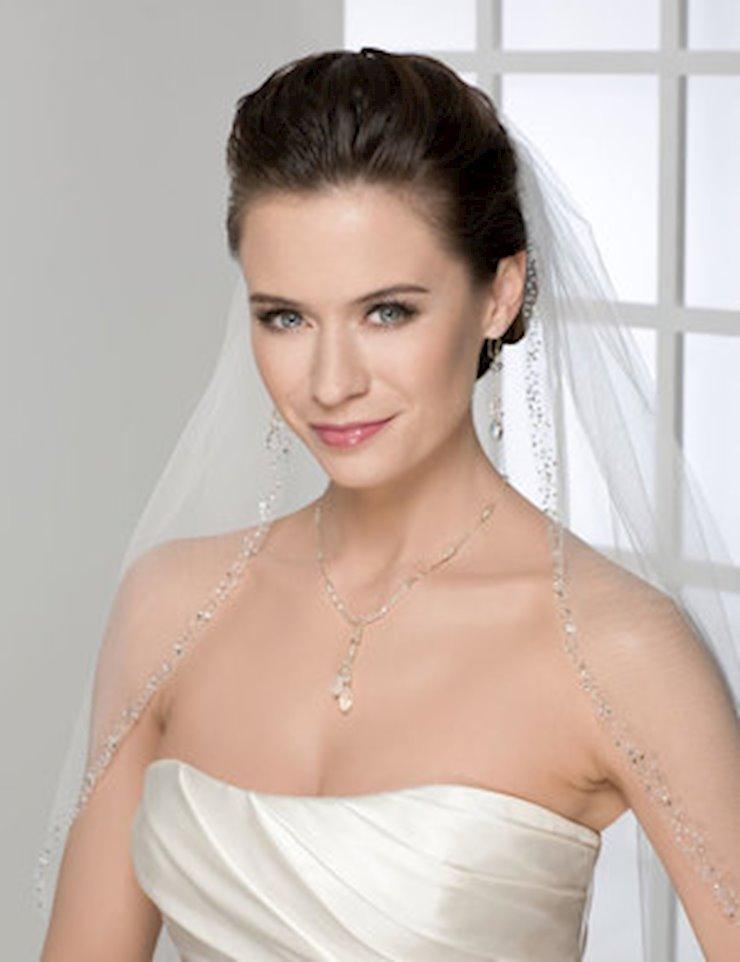Bel Aire Bridal Style #V7106