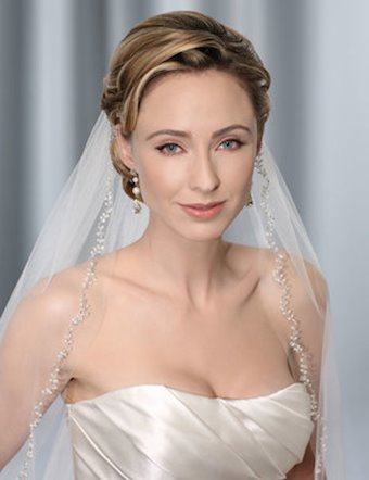 Bel Aire Bridal Style #V7155