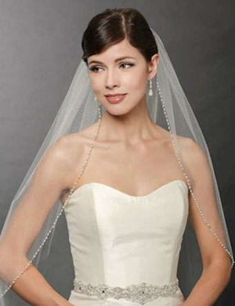 Bel Aire Bridal Style: V7245