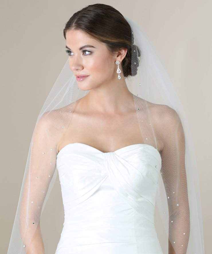 Bel Aire Bridal Style No. V7274