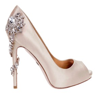 Badgley Mischka Style #Royal