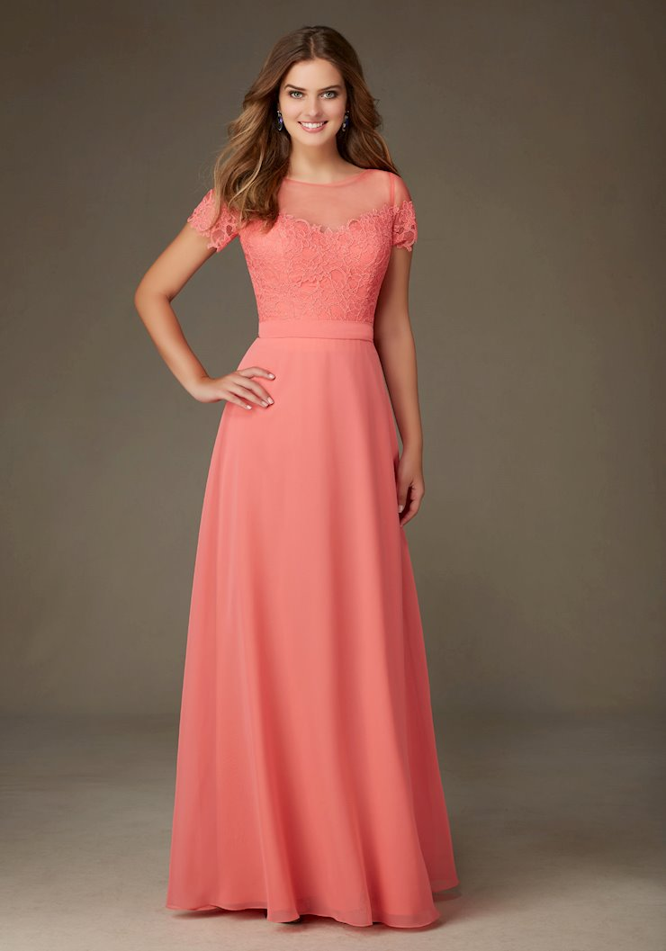 Morilee Style #124 Image