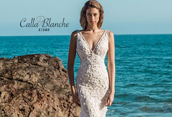 Calla Blanche Style #17103