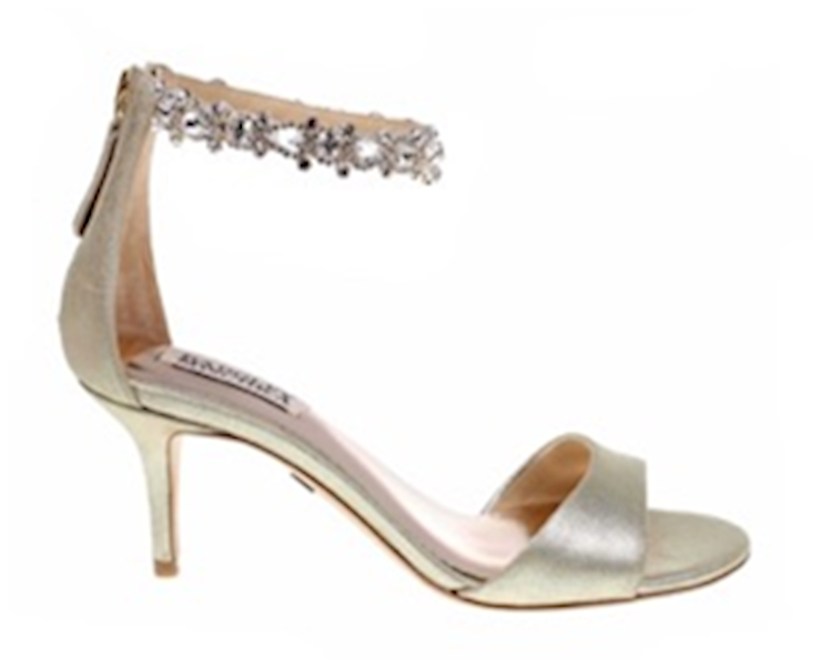 Badgley Mischka Accessories Style #Geranium Image